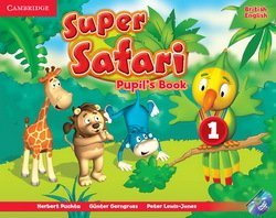 Super Safari 1 PB+DVD-R