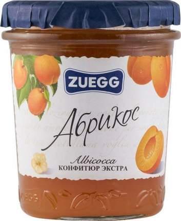 Конфитюр Zuegg экстра абрикос 320 г