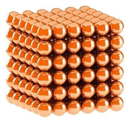Конструктор магнитный NeoCube 5 мм 216 сфер оранжевый D5NCORG