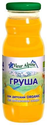 Сок Fleur Alpine Organic Груша с 4 месяцев 200 мл