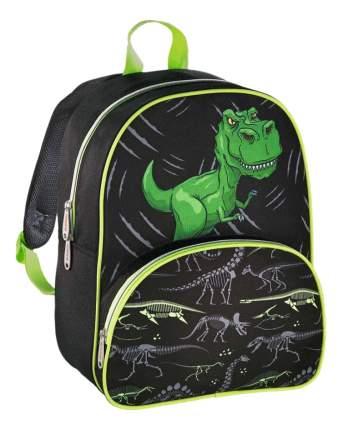 Рюкзак Dino зеленый-черный Hama
