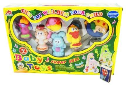 Мобиль механический Gratwest baby toys funny bell звук Н28806