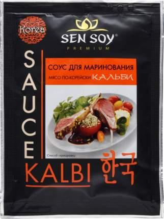 Соус для маринования кальби Sen Soy premium мясо по-корейски 85 г