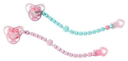 Соска с цепочкой для Baby Annabell Zapf Creation