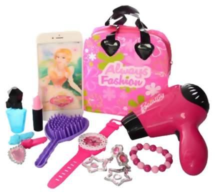 Набор парикмахера игрушечный Gratwest Вeauty Always fashion V388-2