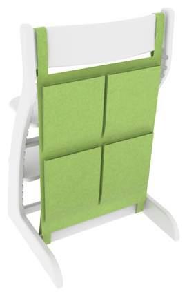 Карманы навесные на спинку стула Бельмарко Усура Зеленый