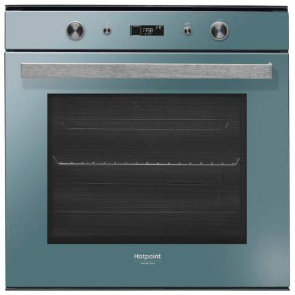 Встраиваемый электрический духовой шкаф Hotpoint-Ariston FI7 861 SH IC HA Grey