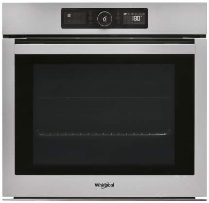 Встраиваемый электрический духовой шкаф Whirlpool AKZ9 6220 IX Silver/Black