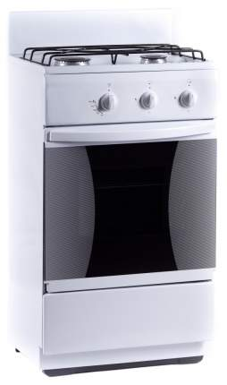 Газовая плита Flama CG 3202 W White