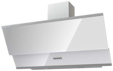 Вытяжка наклонная KRONAsteel Irida 900 PB White/Grey
