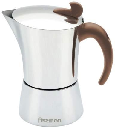 Кофеварка гейзерная Fissman 9415 Серебристый