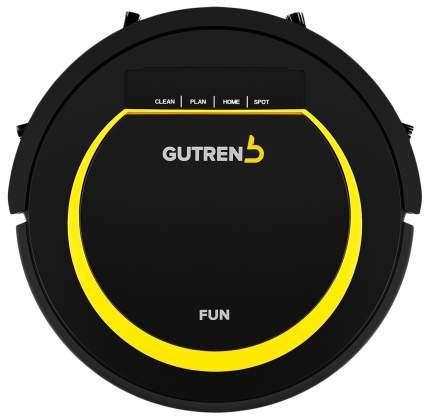 Робот-пылесос Gutrend Fun 120 Yellow/Black