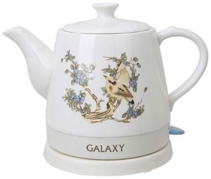 Чайник электрический Galaxy GL 0504 White