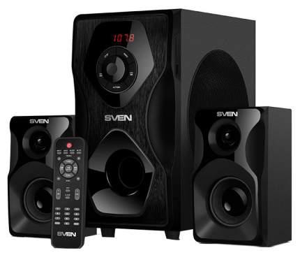 Компьютерная акустическая система SVEN MS-2055, Черный, 55Вт