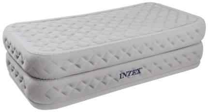Надувная кровать Intex Supreme Air-Flow Bed 64462 99х191х51 см встроенный насос 220V
