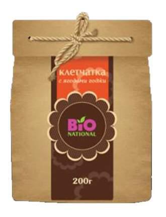 Клетчатка Bio National с ягодами годжи в эко-упаковке 200 г