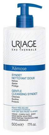 Гель для душа Uriage Xemose Syndet Nettoyant Doux 500 мл