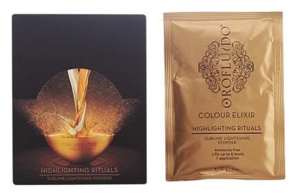 Осветлитель для волос Orofluido Для бережного мелирования