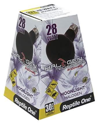 Галогенная лампа Reptile One Halogen Heat Lamp Moonlight 28Вт