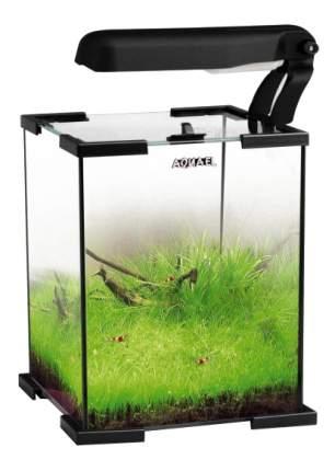 Аквариумный комплекс для рыб, креветок Aquael Shrimp Set Smart LED Plant ll, черный, 20 л