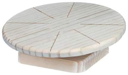 Беговая тарелка для хомяков и мышей TRIXIE дерево, 20 см