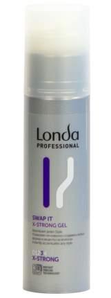Гель экстрасильной фиксации для укладки волос Londa Professional Men Swart it, 100 мл