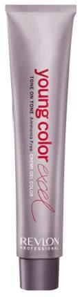 Краска для волос Revlon Professional Young Color Excel 6-42 Темно-каштановый 70 мл