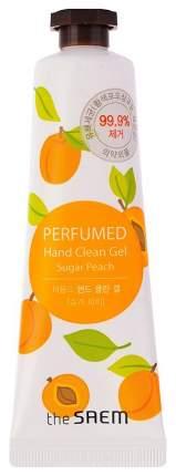 Крем для рук The Saem Perfumed Hand Clean Gel Sugar Peach 30 мл