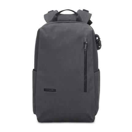 Рюкзак Pacsafe Intasafe Backpack серый 20 л