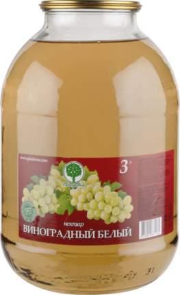 Нектар Плодовое виноградный белый 3 л