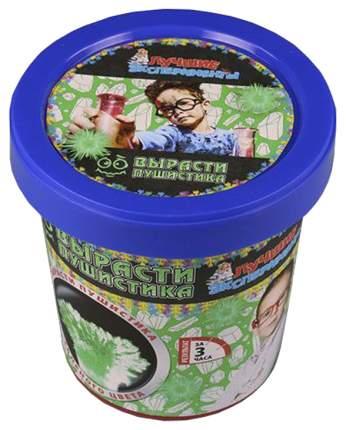 Набор для выращивания кристаллов Qiddycome Вырасти пушистика зеленого