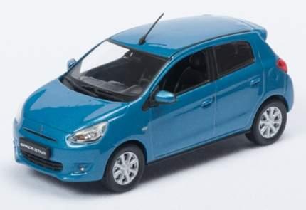 Модель автомобиля Mitsubishi Global MME50556 1:43 scale Blue