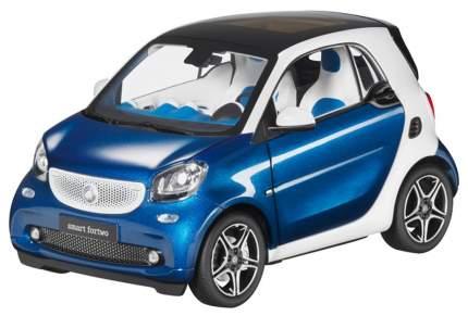 Модель Smart Fortwo Coupé Proxy B66960282 Scale 1:18 Blue-White