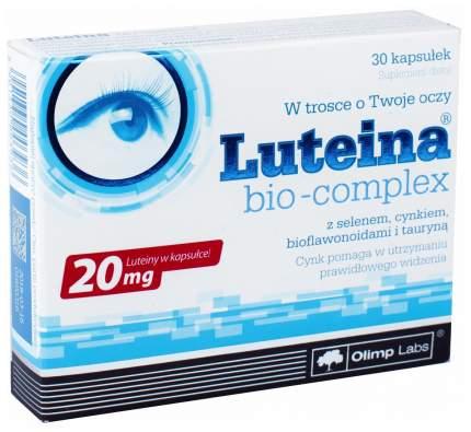 Добавка для зрения Olimp Labs Luteina Bio Complex 30 капс. нейтральный