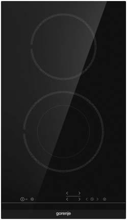 Встраиваемая варочная панель электрическая Gorenje ECT 322 BCSC Black
