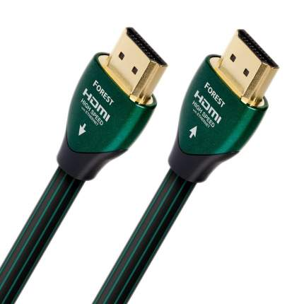 Кабель AudioQuest Forest HDMI - HDMI, 0,6м Black/Green