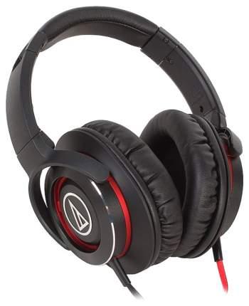 Наушники Audio-Technica ATH-WS770IS Black/Red