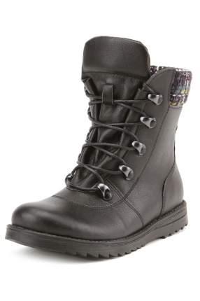 Ботинки детские El Tempo, цв.чёрный, р-р 32