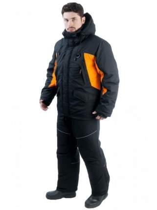 Костюм поплавок с полукомбинезоном SKIF -40, Таслан, черно-оранжевый