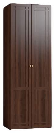Платяной шкаф Глазов мебель Шерлок 62 GLZ_55183 79,8х57,9х230, орех шоколадный