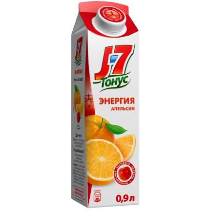 Нектар J7 тонус энергия апельсин с экстрактом ацеролы 0.9 л
