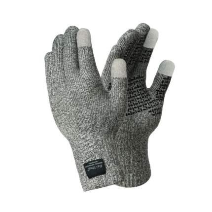 Перчатки мужские DexShell TechShield, серые, S INT