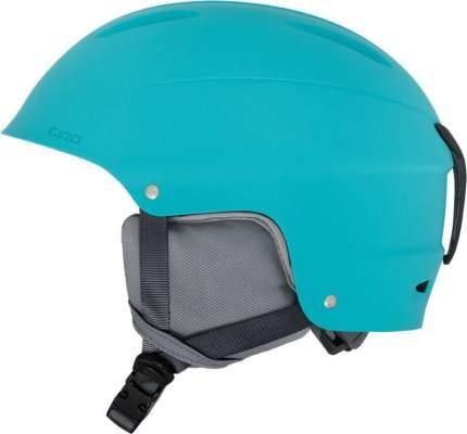 Горнолыжный шлем мужской Giro Bevel 2019, голубой, M
