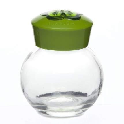 "Солонка ""Herevin"", цвет: зеленый, прозрачный, 60 мл"