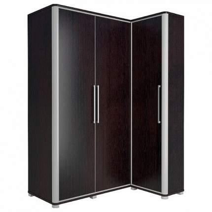 Платяной шкаф Мебель-Неман Наоми МН-021-05 NEM_MH-021-05 116x63x212, дуб ниагара/серый