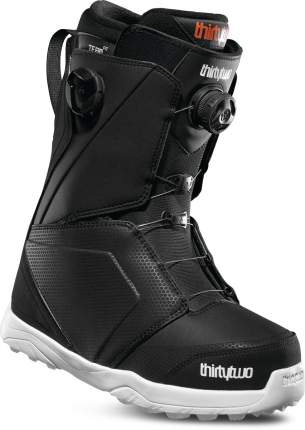 Ботинки для сноуборда ThirtyTwo Lashed Double BOA 2020, black, 28