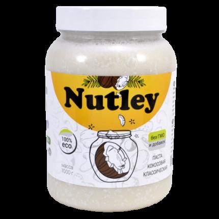 Паста кокосовая Nutley классическая 1 кг
