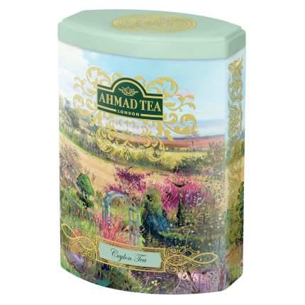 Чай черный Ahmad цейлонский листовой 100 г