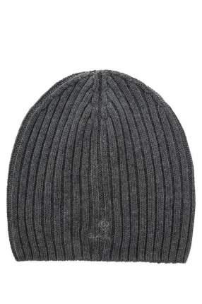 Шапка мужская GANT 9910016 серый ONE SIZE