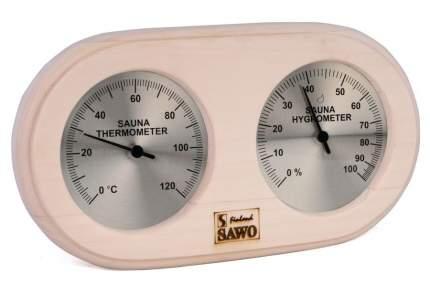 Термогигрометр для сауны Sawo 222-THA (осина)